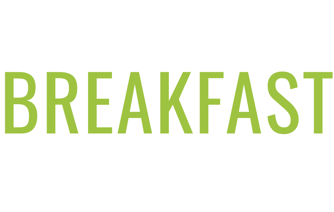 YOU'RE INVITED TO AN EXECUTIVE BREAKFAST